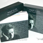 Deluxe Box Set Packaging made for Philip Glass CD Collection