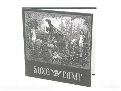 Retro CD Cover Thick Stock