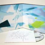 CD Retro LP with wrap 4C, inner sleeve