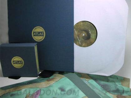 Deluxe Box Sets Matching CD LP Vinyl Boxes