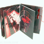 Custom DVD DigiBook 2disc set with string tie