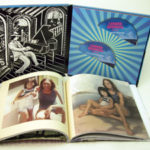 perfect bound book in 2cd box set
