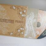 CD Fiberboard Mini LP with Spine