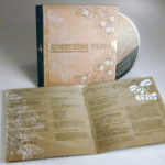 Mini LP Fiberboard jacket with uncoated booklet