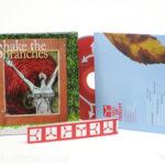 OBI Strip on Japanese style cd album