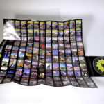 CD jacket custom with poster on left fold up