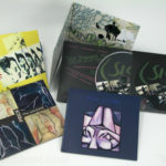 Collection of cd jackets