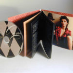 Custom CD jacket with inner pages
