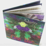 custom soft cover cd jacket with thicker covers