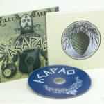 Japanese style album set with oversized cd jacket inner sleeve