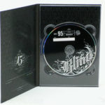 Limited release cd with numbered discs
