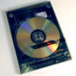 Clear DVD Digipak