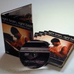 DVD Digipak 4pp Tall