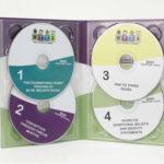 Double disc tall digipak 4 disc