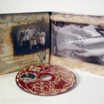 Uncoated stock cd digipak