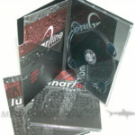 DVD Digipak with literature pocket and booklet