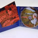 CD Digipak 4pp slit pocket and booklet, 4C/4C