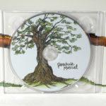 CD Digipak inner spine printing