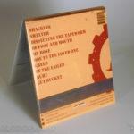 Matchbook digipak cd