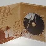 Fiberboard Digipak 4pp Tall DVD