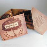 CD Digipak Wood Finish 6pp