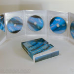 DVD Box Set with 10pp Tall Digipak and Slipcase