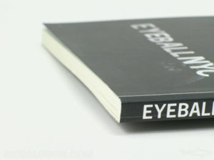 perfect bound book soft bound cover