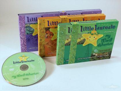 CD DVD box sets, 3 digipak sets