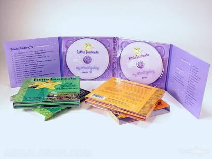 CD DVD box sets, disc collection, 3 box set with digipak