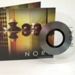 Clear Substrate cd & cd jacket