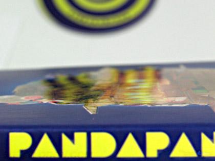 Spot gloss printing on custom dvd packaging