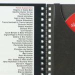 Spiral bound notebook with cd