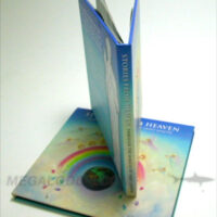 Hard Bound CD Book Christian Title 2 disc set