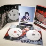 Multidisc cd dvd box sets