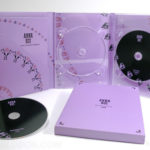 DVD Box set with slipcase and tall digipak 2 disc