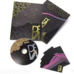 Deluxe packaging special effects spot gloss printing gold foil stamping embossing, debossing, spot uv gloss, matte lamination
