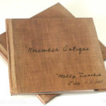 Uncoated stock cd jacket vintage packaging
