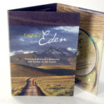 Uncoated paper stock digipak