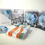 cd box set slipcase and 8pp tall digipak, 3 disc