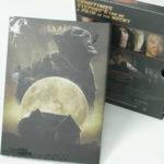Slipcase set dvd matte lamination