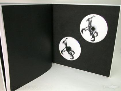 Vinyl Sized Book for Discs
