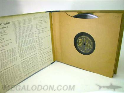 Swinging Sleeve in LP Packaging 12inch