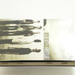 Uncoated Matte Digipak with paper tray recycled packaging
