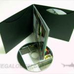 LP Packaging double cd set