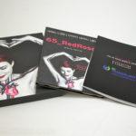 Custom DVD Slipcase Set with Paper Tray Digipak