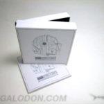 USB Packaging Hinged Box Set