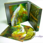 CD Box Set Packaging chipboard core rigid material disc jacket art cards
