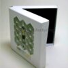 CD USB Box Packaging with perfect bound book 100pp