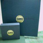 Vinyl LP & CD LP Packaging Set, Linen Wrapped