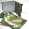 CD Box set, disc in jacket, poster, booklet, photo 5inch box whitehorse title
